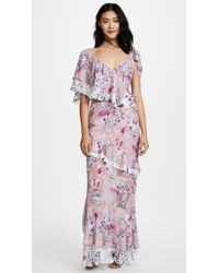We Are Kindred | Alessandra Ruffle Maxi | Lyst