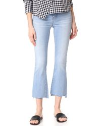 Madewell - Cali Demi Boot Cut Jeans - Lyst