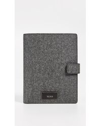 Tumi - Belden Passport Case - Lyst