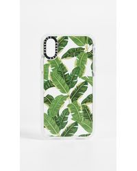 Casetify - Jungle Leaves Iphone X / Xs Case - Lyst