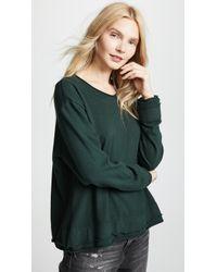 Wilt - Rolled Edged Sweatshirt - Lyst