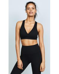 Beyond Yoga - Life And Support Bra - Lyst