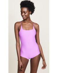 Mikoh Swimwear - Kilauea Swimsuit - Lyst
