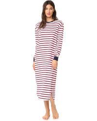 Sleepy Jones - Nina T-shirt Dress - Lyst