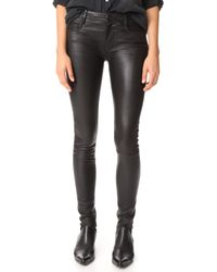 Mackage - Peppa Leather Pants - Lyst