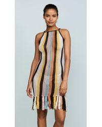 A Peace Treaty - Biche Knit Dress - Lyst