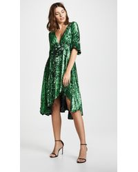 Maria Lucia Hohan - Arielle Sequinned Tulle Dress - Lyst