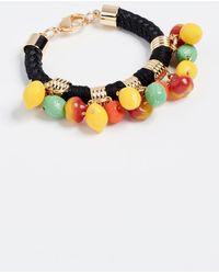 Holst + Lee - Fruit Charm Bracelet - Lyst