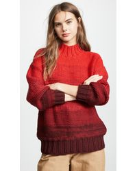 Elizabeth and James - Reve Wool Pullover - Lyst