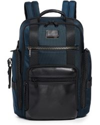 Tumi - Alpha Bravo Sheppard Deluxe Brief Pack - Lyst