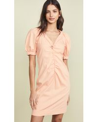 La Vie Rebecca Taylor - Short Sleeve Dress - Lyst