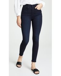 Ayr - The High Rise Skinny Jeans - Lyst