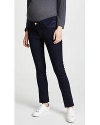 J Brand - 3411 Maternity Skinny Jeans - Lyst