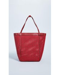 Elizabeth and James - Teller Woven Tote - Lyst