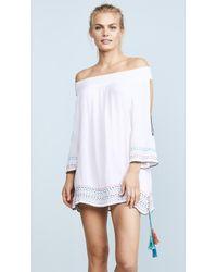 OndadeMar - Solids Short Dress - Lyst