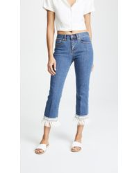 Tory Burch - Connor Jeans - Lyst
