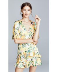 StyleStalker - Isabella A Line Dress - Lyst