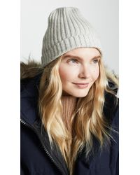 Madewell - Perfect Textured Ribbed Beanie - Lyst