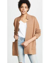 Madewell - Hester Sweater Coat - Lyst