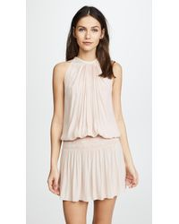 Ramy Brook - Paris Sleeveless Dress - Lyst