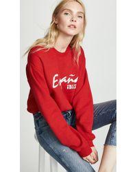 Rxmance - Espana Sweatshirt - Lyst