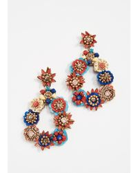 Deepa Gurnani - Cherise Earrings - Lyst
