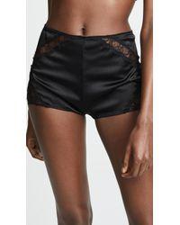 Kiki de Montparnasse - Icon Lace High Waist Shorts - Lyst