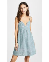 M Missoni - Babydoll Dress - Lyst