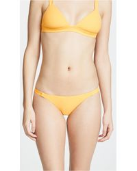 Vitamin A - Carmen Bikini Bottoms - Lyst