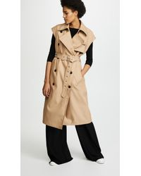 3.1 Phillip Lim - Utility Belted Trench Vest - Lyst