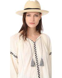Artesano - Clasico Double Cord Hat - Lyst