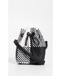 Truss - Mini Handwoven Bucket Bag - Lyst