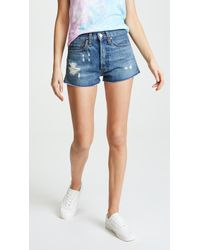 RE/DONE - The Shorts - Lyst