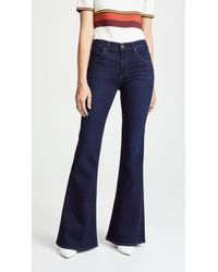 Citizens of Humanity - Chloe Flare Jeans - Lyst