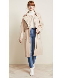 Jason Wu - Convertible Trench Coat - Lyst