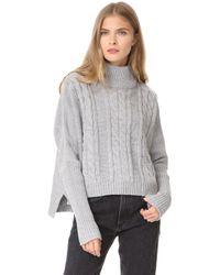 Faithfull The Brand - Merida Knit Sweater - Lyst