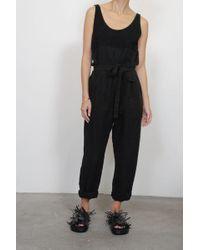 Rachel Comey - Olas Jumpsuit In Black - Lyst