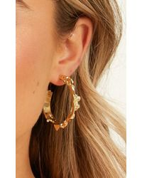 Showpo - To The Show Earrings - Lyst