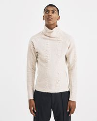 Cottweiler - Pearl Cave Mock Neck Pullover - Lyst