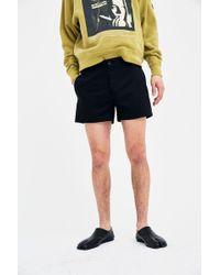 Maison Margiela - Black Short Shorts - Lyst