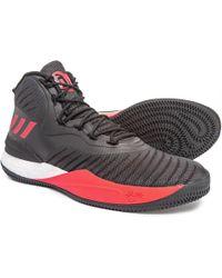 dc164a70260e Lyst - adidas Originals D Rose 773 Lux Basketball Sneaker in Black ...