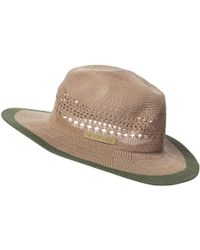 The North Face - Packable Panama Hat (for Women) - Lyst