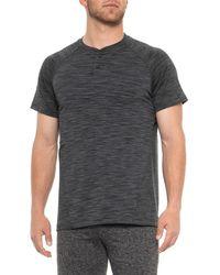 acc0bf04e3 Gaiam - Embrace Henley Shirt - Lyst