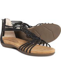 3a54c5ff8ac Cait Genuine Calf Hair Slide Sandal.  100. Nordstrom · Me Too - Camilla  Sandals (for Women) - Lyst
