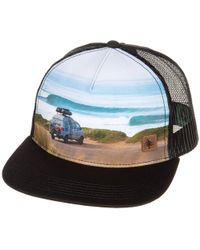 323f55eb5c896c Lyst - Columbia Cascades Explorer Ball Cap in Black for Men