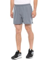 5fe854ec82 Lyst - Saucony Sprint Woven Running Shorts in Red for Men