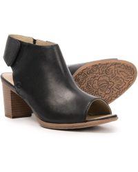 Josef Seibel Bonnie 09 Peep-toe Shoes - Black