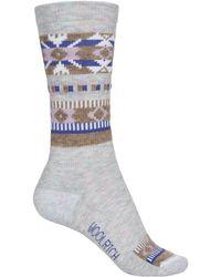 Woolrich - Novelty Snowflake Socks - Lyst