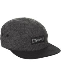 c2280d9fed4 Lyst - Coal Considered Traveler Hat in Black for Men