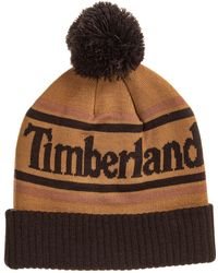fdb37c509502c Lyst - Timberland Reversible Color Block Watch Cap - in Black for Men